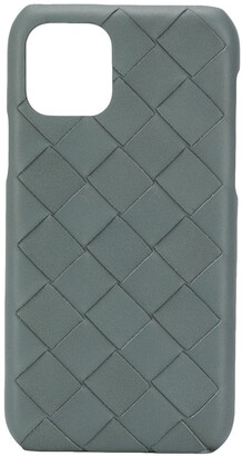 Bottega Veneta Intrecciato iPhone 11 Pro case