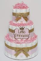Vika's Creations Princess Diaper Cake