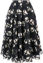 Co floral full skirt