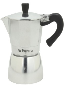 Tognana Mirror 6 Cup Coffee Maker