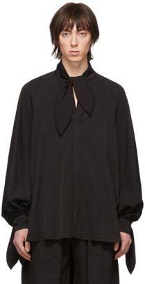 Palomo Spain Black Knot Shirt