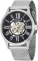 Stuhrling Original Mens Silver Tone Bracelet Watch-Sp13063