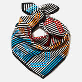 Kenzo Women's High End Icons Silk Scarf Multi