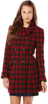Original Penguin Houndstooth Coat