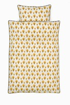 ferm LIVING Dotty Yellow Junior Blanket