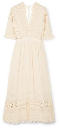 LoveShackFancy 3/4 length dress