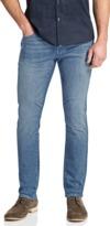 TAROCASH Knee Detail Tapered Jean