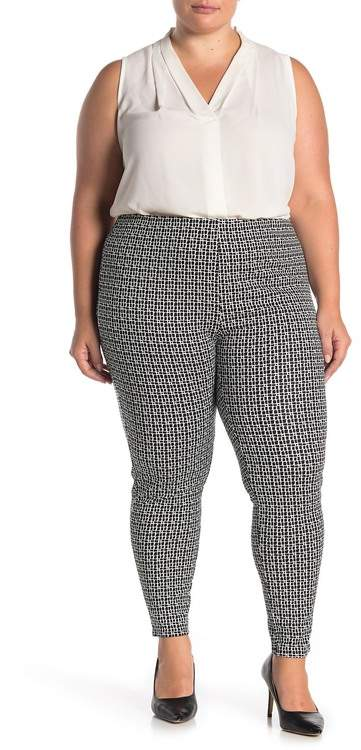 Plus Size Pull On Ponte Pants - ShopStyle