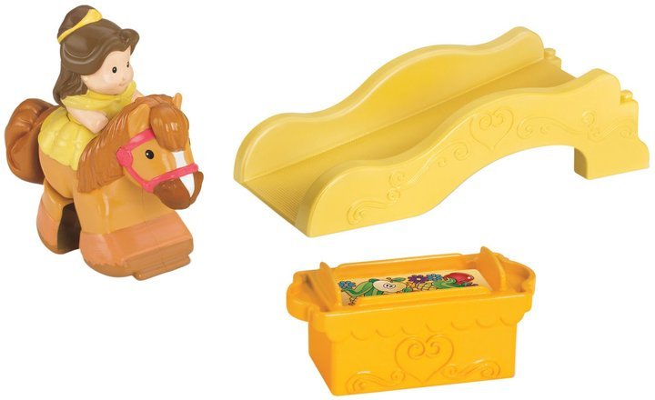Fisher-Price Little People Belle with Philip