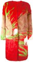 Marco De Vincenzo 'Ecologica' coat - women - Acrylic/Polyester - 40