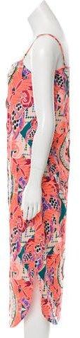 Mara Hoffman Printed Midi Dress