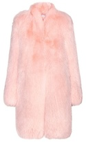 Altuzarra Fox Fur Coat