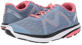 MBT Speed 2 (Grey/Peach) Women's Shoes