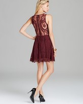 Lulu For Love & Lemons Dress Lace