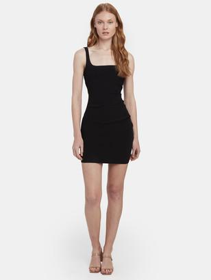 Bec & Bridge Karina Square Neck Mini Dress