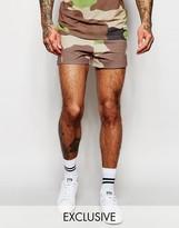 Hype Retro Shorts In Camo