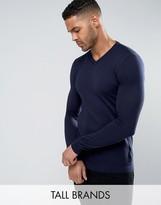 Ted Baker TALL V-Neck Sweater
