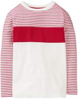 Crazy 8 Pieced Stripe Tee