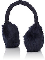 Hat Attack WOMEN'S RABBIT FUR EARMUFFS