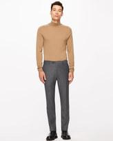 Bloomsbury Italian Flannel Slim Fit Trousers