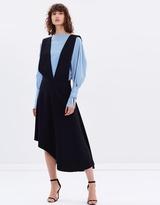 CHRISTOPHER ESBER Suspender Skirt