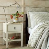 west elm Niche Nightstand - White