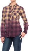 Columbia Aspen Lakes Flannel Shirt - Long Sleeve (For Women)