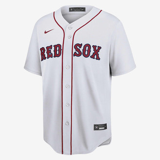 Nike Men's Replica Baseball Jersey MLB Boston Red Sox (J.D Martinez)
