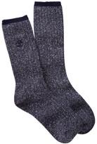Timberland Rib Yarn Crew Socks - Pack of 2