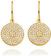 Astley Clarke Yellow Gold Icon Earrings