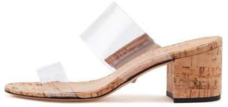 Schutz Vicotorie Cork Heel