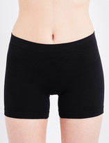Base Range Baserange Esther stretch-cotton shorts
