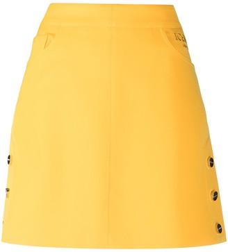 Iceberg A-line mini skirt