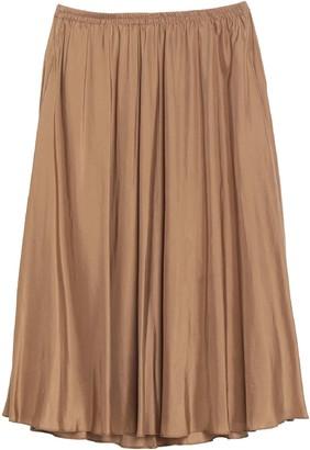 Vince 3/4 length skirts