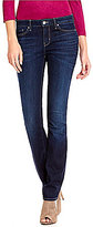 Calvin Klein Jeans Dark Used Wash Straight-Leg Jeans