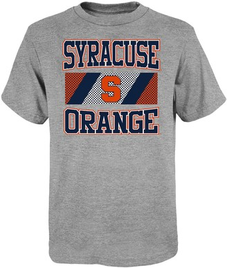 NCAA Boys 4-20 Syracuse Orange Short Sleeve T-shirt