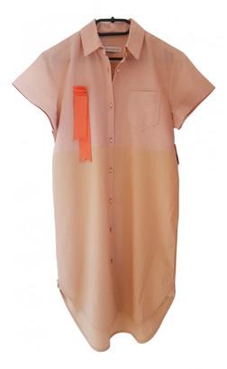 Richard Nicoll Pink Cotton Dress for Women