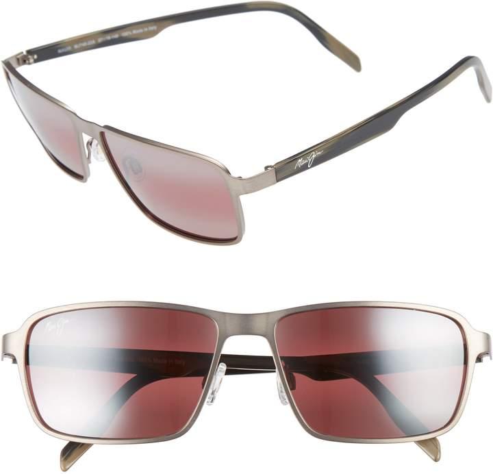 Maui Jim Glass Beach PolarizedPlus(R)2 54mm Sunglasses