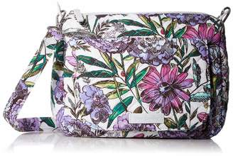 Vera Bradley Carson Mini Shoulder Bag Signature Cotton