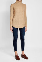 AG Jeans Skinny Jeans with Asymmetric Ankles