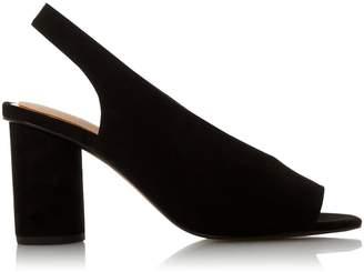 Dorothy Perkins Womens *Head Over Heels By Dune Black 'Jae' High Heel Sandals, Black