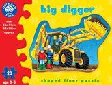 House of Fraser Orchard Big digger jigsaw