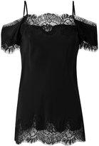 Gold Hawk Gigi blouse - women - Silk/Cotton/Nylon/Viscose - S