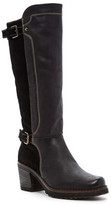 Manas Design Contrast Heeled Boot