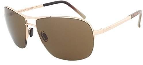 Porsche Design Sunglasses P8545 C Brown