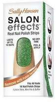 Sally Hansen Salon Effects Real Nail Polish Strips 806 Beat You To It QTY 2