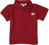 Marie Chantal PIQUÉ POLO SHIRT-RED SIZE 6