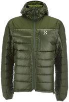 Haglöfs Men's Bivvy Down Hooded Jacket