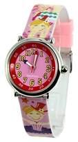 Baby Watch 3700230606177 Coffret Bon-Heure Acrobate - Wristwatch Girl's, Plastic, Band Colour: Multicolour