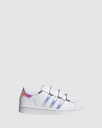 adidas Superstar Foundation Strap Pre School